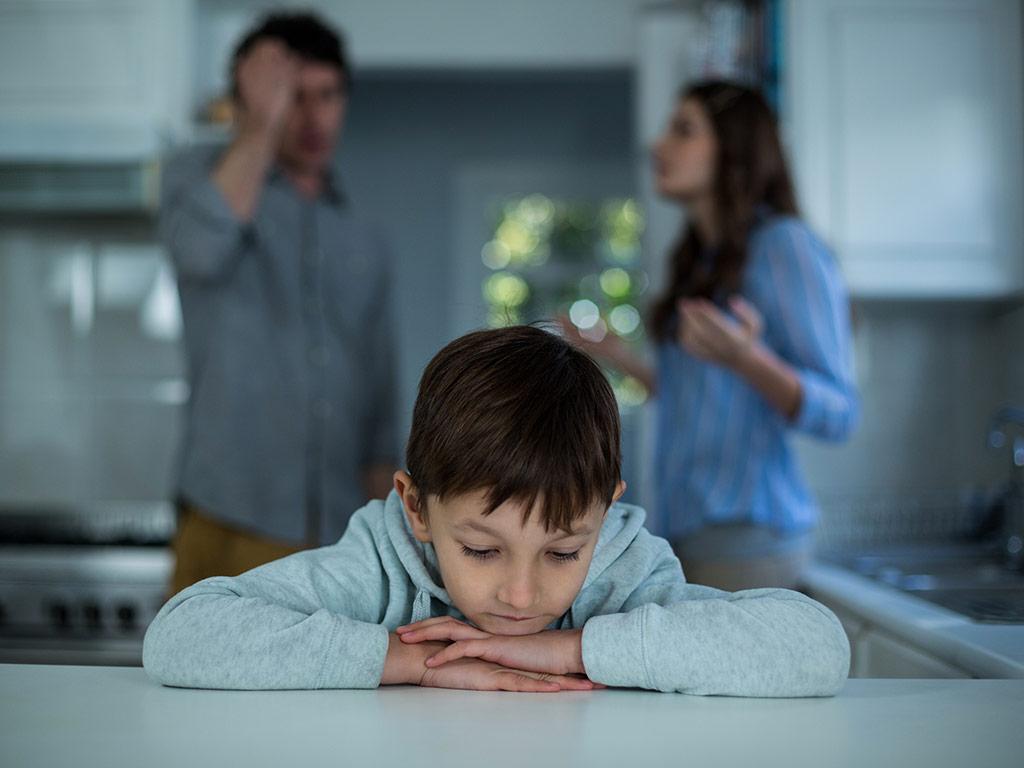 Genitori separati: 3 errori da evitare con i figli
