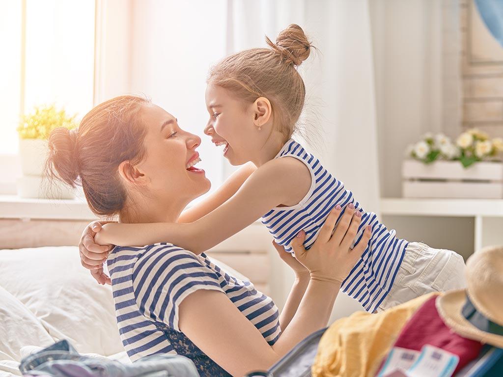 Come diventare una mamma felice: guida pratica