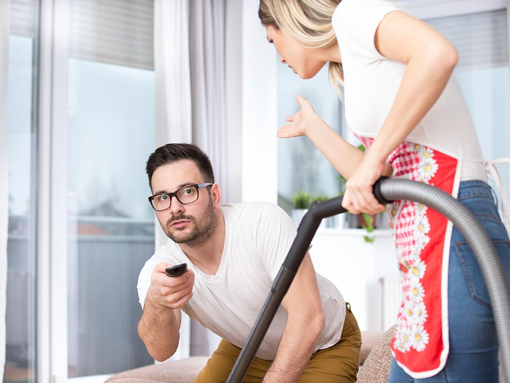 Mio marito non mi aiuta: 5 consigli per iniziare