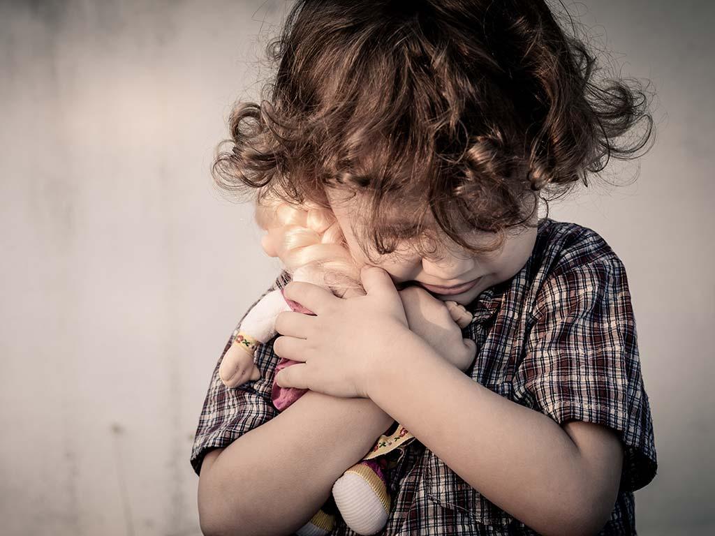 Picchiare i figli: le conseguenze sulla crescita