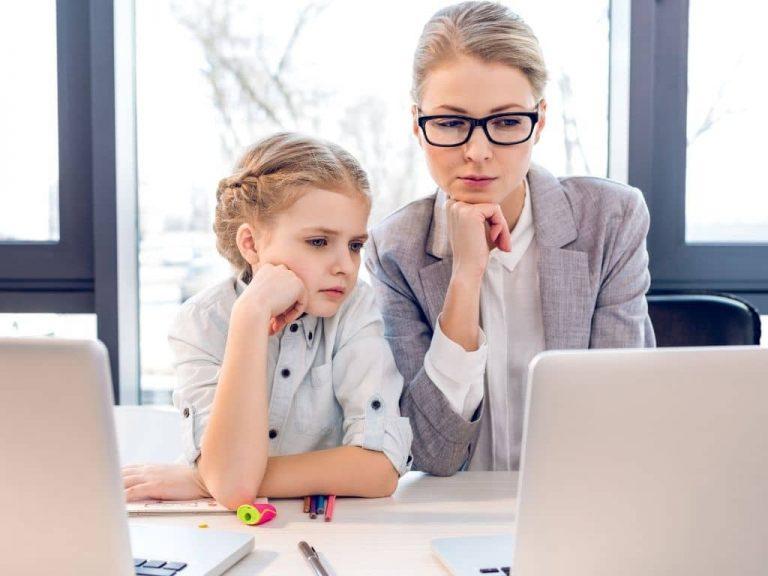 Mamme e lavoro: 3 skills che tuo figlio può insegnarti